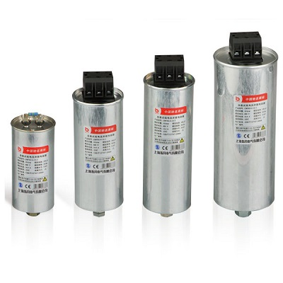 Cylinder type CMKP three phases Power Capacitor