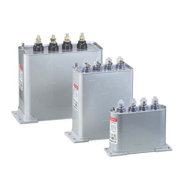 split phase compensation power capacitor
