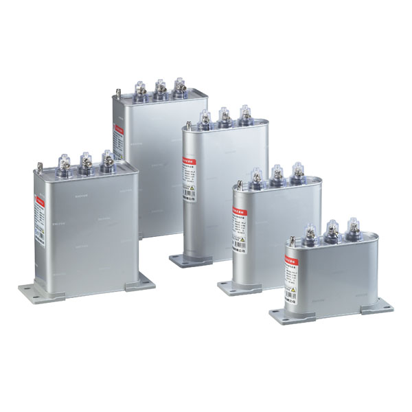 Box type BSMJ three phases Power Capacitor