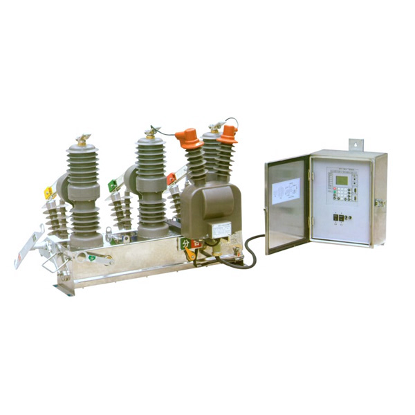 ZW32-12 Permanent magnetic outdoor vacuum circuit breaker
